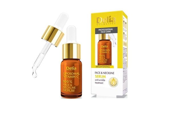 Proffesional Care Brightening Face and Neckline Serum with Liposomal Vitamin C