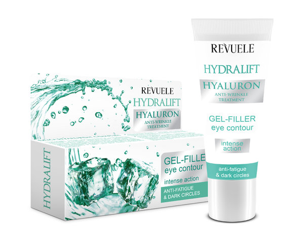 Hydralift Hyaluron gel filler eye contour cream 25ml
