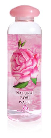 Natural Rose Water Face Toner, Cleanser 330 ml