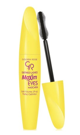 Maxim Eyes Defined Lashes Mascara, Lash Volume and Definition 9ml