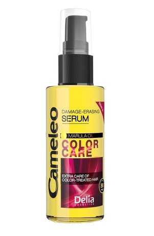 Cameleo BB Damage Erasing Color Care Serum with Marula Oil For Exra Care of Color Treated Hair 55ml