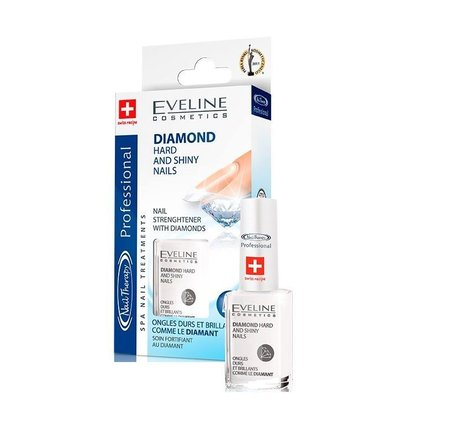 Nail Strengthener Therapy Diamond Hard and Shiny Nails, Protect your nails!
