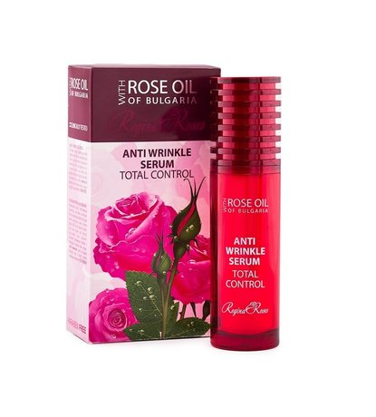 Regina Roses Anti Wrinkle Total Control Face Serum 40ml