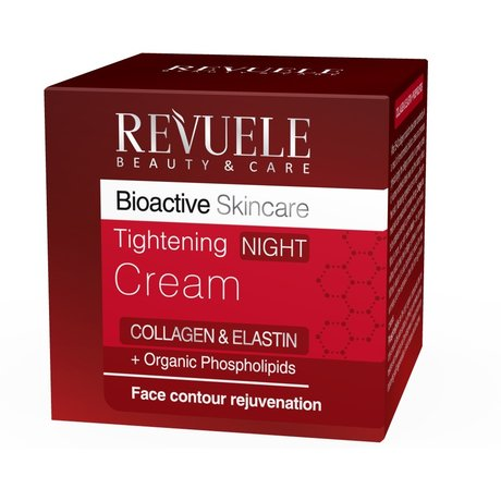 Bioactive Skincare Tightening Night Cream with Collagen and Elasin 50ml