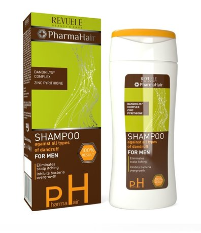 Pharma Hair Men Anti Dandruff Shampoo 200ml