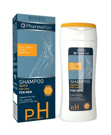 Pharma Hair Men Shampoo Against Hair Loss 200ml