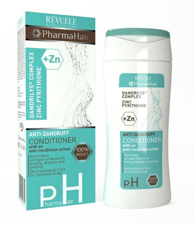 Pharma Hair Anti Dandruff Conditioner with Arginine, Antirecedive Effect 200ml
