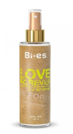 Bi-Es Love Forever Green Perfume Body Mist 200ml