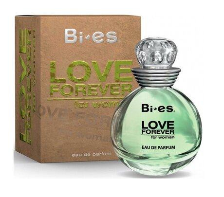 Bi-es Love Forever Green Eau de Perfume for Women 100 ml