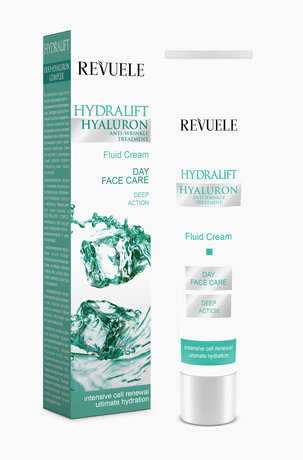 Revuele Hydralift Hyaluron Lifting Day Fluid Cream with UV filters 50ml
