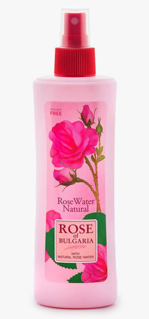 Natural Rose Water Spray Skin Toner 230ml